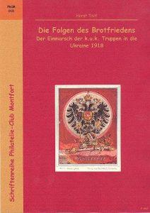 Book Cover: Die Folgen des Brotfriedens - Horst Taitl