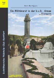 Book Cover: Ein Militärarzt in der k.u.k. Armee Bilder aus dem Ersten Weltkrieg - Gerrit Matthijssen