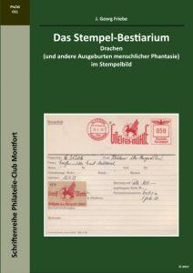 Book Cover: Das Stempel-Bestiarium - J. Georg Friebe
