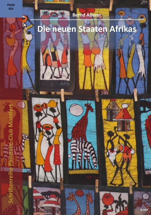 Book Cover: Die neuen Staaten Afrikas - Bernd Aberer